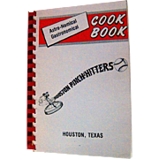Astro Baseball Team Cook Book - Astro-Nomical Gastronomical Houston Pinch Hitters Recipes - Sports Cookbook