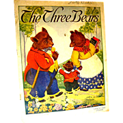 The Three Bears Whitman Publishing W901 - Childrens Literature - Picture Book - Classic Book