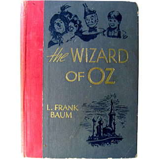 The Wizard Of Oz Evelyn Copelman Illustrator - Classic Childrens Book - Read Aloud Book - Childrens Library