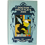 Dr Dolittles Zoo by Hugh Lofting - Childrens Series Books - Animal Books - Veterinarian Book