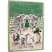 Mr Willowbys Christmas Tree By Robert Berry Vintage Childrens Book - Illustrated Kids Book - Vintage Childrens Book