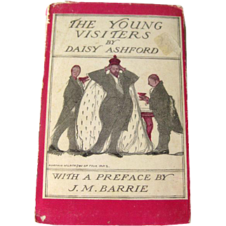 The Young Visiters By Daisy Ashford Written A Age 9 in 1890 - Vintage Kids Book - Stories For Kids - Stories To Read - Kids Story