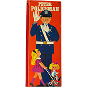 Peter Policeman Golden Busy People Book - Large Childrens Book - Kids Books - Childrens Literature - Storybook - Read Aloud Book
