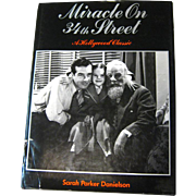 Miracle On 34th Street Film Book - Christmas Book - Holiday Tradition - Natalie Wood