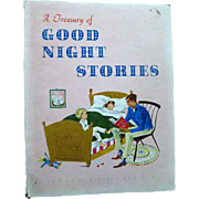 RARE Storybook - A Treasury Of Good Night Stories - Read Aloud Book - Book for Toddlers