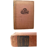 Wallace Nutting Pennsylvania Beautiful States Beautiful Series 1935 - Collectible Books