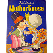 Ruth Newtons Mother Goose Nursery Rhyme Book - Childrens Picture Book - Baby Book