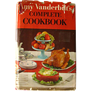 Andy Warhol Illustrated Cookbook - Amy Vanderbilts Complete Cookook 1961