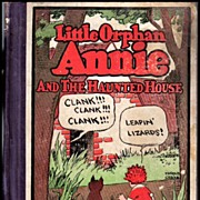 Little Orphan Annie And The Haunted House -- 1928
