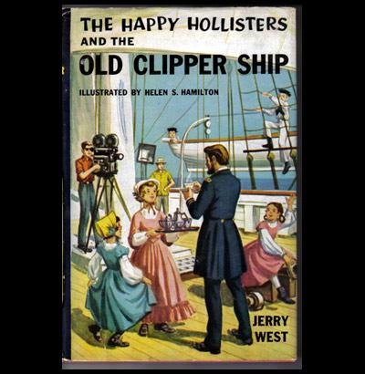 The Happy Hollisters and the Old Clipper Ship 1956