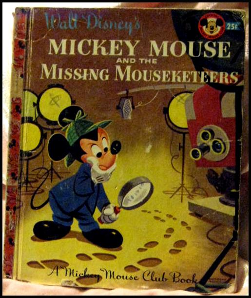 50% OFF Mickey Mouse and the Missing Mouseketeers -- LGB