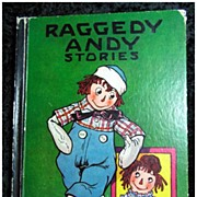 Raggedy Andy Stories -- Gruelle Edition 1948