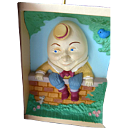 Mother Goose Series Humpty Dumpty Book Hallmark Keepsake Ornament / Christmas Ornament / Collectible Ornament
