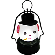 Frosty The Snowman Electric Lantern / Christmas Decoration / Holiday Decoration / Holiday Home Decor