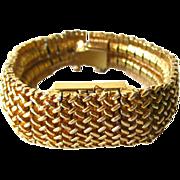 Womans Bracelet Watch by Baroness 17 Jewel Wrist Watch For Women