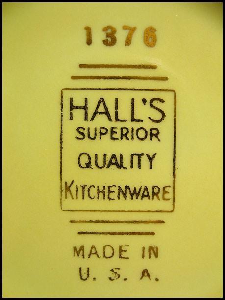 Hall S Superior Quality Kitchen Ware