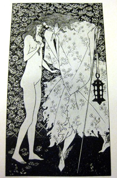 The Best Of Beardsley - Illustrated Vintage Book by Spring Books London
