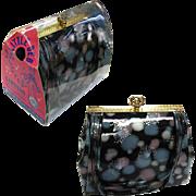 LIttle Deb Musical Handbag MIB - Childs Music Box Purse - Collectible Purse - Little Girls Purses - Childrens Purses - Girls Pocketbook