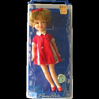 Penny Brite Deluxe Reading Edition in Original Box - Vintage Doll