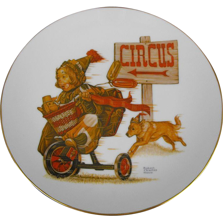Brantwood Collection: Circus: Howe