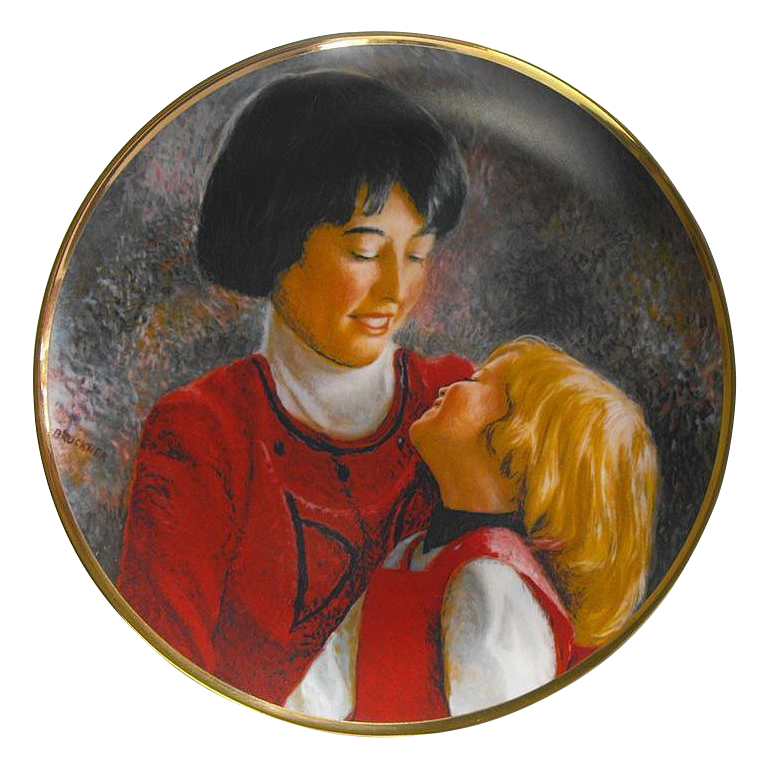 Collector Plate: William Bruckner