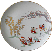 Collector Plate: Fukagawa