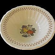 Vernonware Fruit Basket by Metlox Cereal Bowl