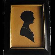 Silhouette                                                     Circa: 1931