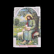 1910 Easter Postcard