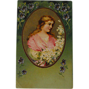 Trade Card - Adam Schaaf piano