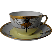 M Z Austria cup and saucer