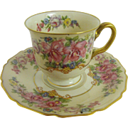 Rosenthal  demitasse set  Gwendolyn