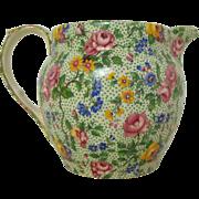 Grimwades Cranstone chintz pitcher      Circa 1934