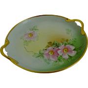 Limoges GDA two-handle  7 inch tray