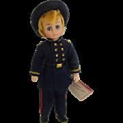 Madame Alexander Union Officer   Circa 1990