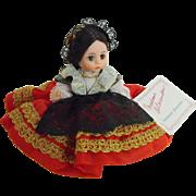"Madame Alexander Sicily 8"" Doll"