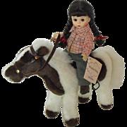 Madame Alexander Western Riding