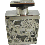 Sterling Case perfume bottle