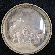 Unusual Fabric Picture Frame