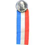 Wm. H. Taft of Ohio Pinback