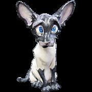 SUKI Siamese cat - Pets with Personality - Arora UK - Red Tag Sale Item