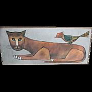 Cool Cats!  Mid Century Modern - 1960's, E J Korvette