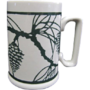 Peet's Coffee & Tea Yoshiko Yamamoto Pinecones The Arts & Crafts Press