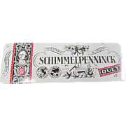 Schimmelpenninck Cigar Tin - Holland