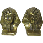 Tutankhamun Bookends