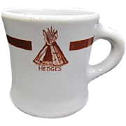 Hedge's Wigwam Coffee Mug