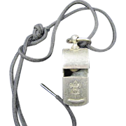 Boy Scout Whistle