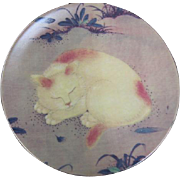 Sleeping Cat MMOA Limoges