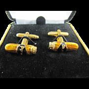 Cigar Cufflinks - Puros