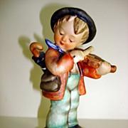 MI Hummel 4 Little Fiddler Porcelain Figurine